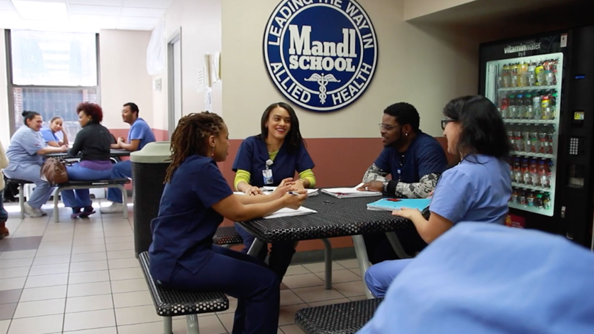mandl school the college of allied health